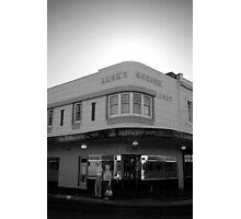 Luck's Corner Photographic Print