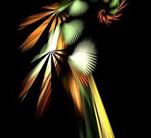 The Resplendent Quetzal - PostCardArt by owlspook