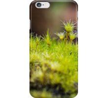 Moss. iPhone Case/Skin