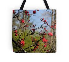 Lovely Limbs Tote Bag