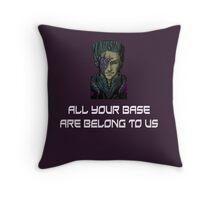 aybabtu all your base are belong to us t shirt Throw Pillow