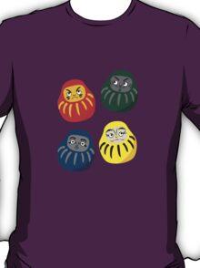 Hogwarts Daruma T-Shirt
