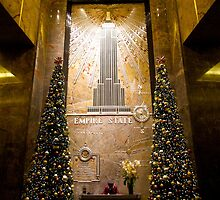 Empire State Building by David McEvoy