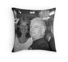 Mr Swanson Throw Pillow