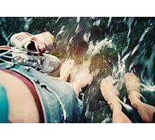 Lomo - Cooling down Photographic Print