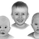 3 Children by FineEtch