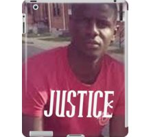 Justice for Freddie Gray iPad Case/Skin