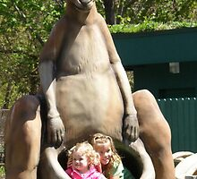 Kangaroo You! by AuntieJ