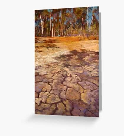 The Water Puzzle Greeting Card