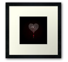 Shard of the Abyss: Hell hath no fury Framed Print