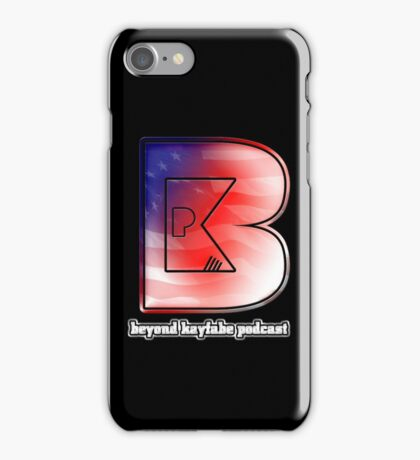 Beyond Kayfabe Podcast - New Beyond 'Murica iPhone Case/Skin