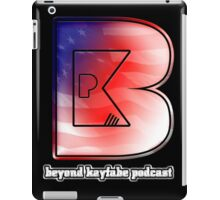 Beyond Kayfabe Podcast - New Beyond 'Murica iPad Case/Skin