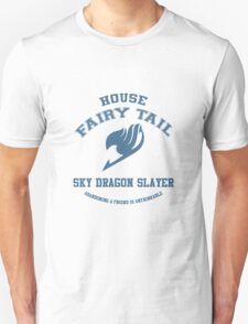 Sky Dragon Slayer of Fairy Tail - normal T-Shirt