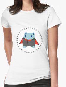 Steve: Vampire Womens Fitted T-Shirt