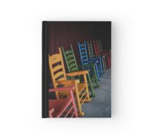 Chairs Hardcover Journal