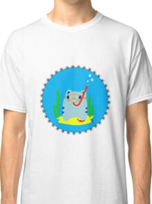 Steve: Under the sea Classic T-Shirt