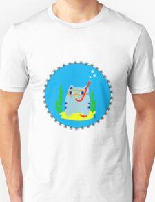 Steve: Under the sea Unisex T-Shirt