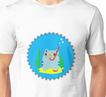 Steve: Under the sea Unisex T-Shirt
