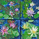 Elina's Blessing of Waterlilies by Nira Dabush