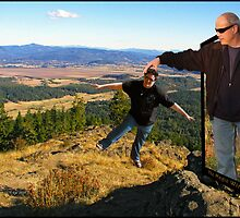 How to Sightsee in Eugene!           by bicyclegirl