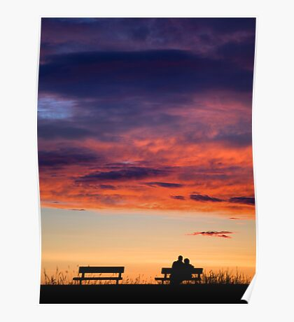 End Of A Perfect Day Poster