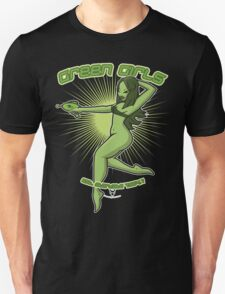 Green Girls Have More Fun T-Shirt
