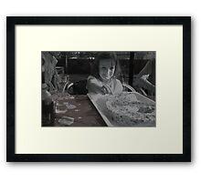 Jazzies 9th Birthday Framed Print