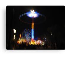 moomba amusement park ride Canvas Print