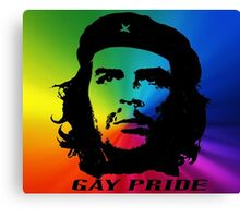 Che Gay Pride Canvas Print