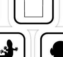 Lizard Spock Expansion Sticker