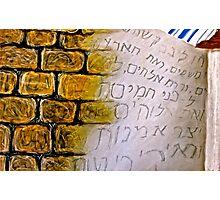 Cornerstone of Faith Photographic Print