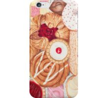 Baker's Dozen, a cake collection iPhone Case/Skin