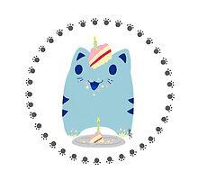 Steve: Happy Birthday! by lokiimotion