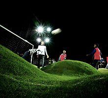 Humpy Football Field by Moetran