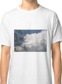 clouds in the sky Classic T-Shirt