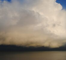 Clouds from Langdon Cliffs by BeckyMP