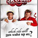 Jk & Joel by Darren Burdell
