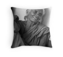 """""""Happiness''. Throw Pillow"""