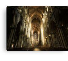 Truro HDR Canvas Print