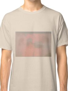 Red Wall Shadow Classic T-Shirt