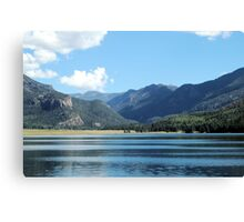 Williams Lake Canvas Print
