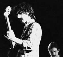 Frank Zappa 1972 by Imagery