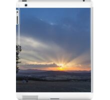 Sunset Brindebellas iPad Case/Skin
