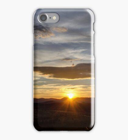 Hello SunSet! iPhone Case/Skin