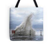 Heavy Seas Tote Bag