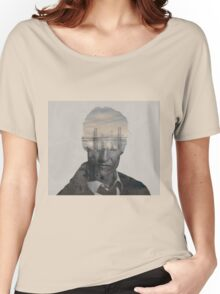 True Detective - Rust Cohle  Women's Relaxed Fit T-Shirt