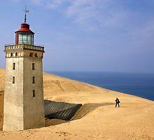 Danish desert. by Anders Hollenbo