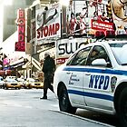 NYPD by Jean M. Laffitau