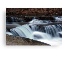 Campbells Falls Canvas Print