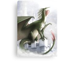 Guard of the East Tower Canvas Print
